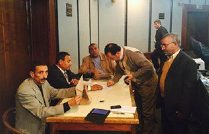 بالصور.. توافد القضاة المشرفين على الانتخابات البرلمانية المؤجلة بدمنهور