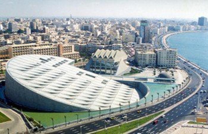 هشام العسكرى يحاضر عن تغيُّر المناخ بمكتبة الإسكندرية