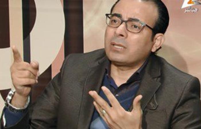 """دندراوى الهوارى: القاعدة الإعلامية بعد 25 يناير """"فاسدة"""" والطاهر منها استثناء"""