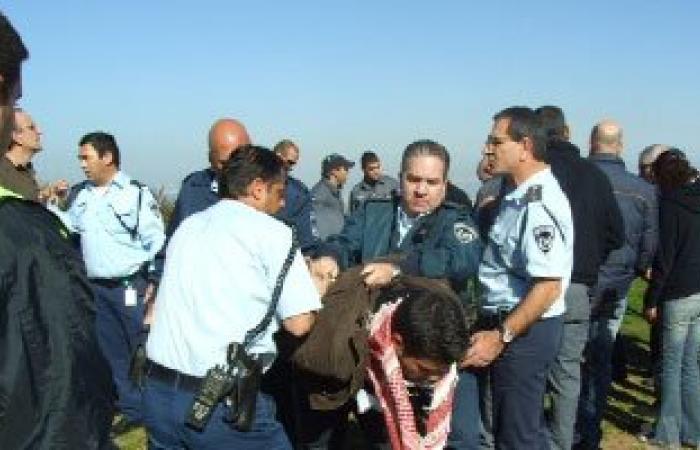 اعتقال 15 فلسطينيا فى عمليات مداهمة لقوات الاحتلال بالضفة الغربية