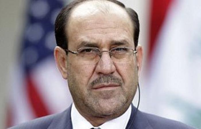 """المالكى: أردوغان يشارك بقتل الشعبين السورى والعراقى بدعمه لـ""""داعش"""""""
