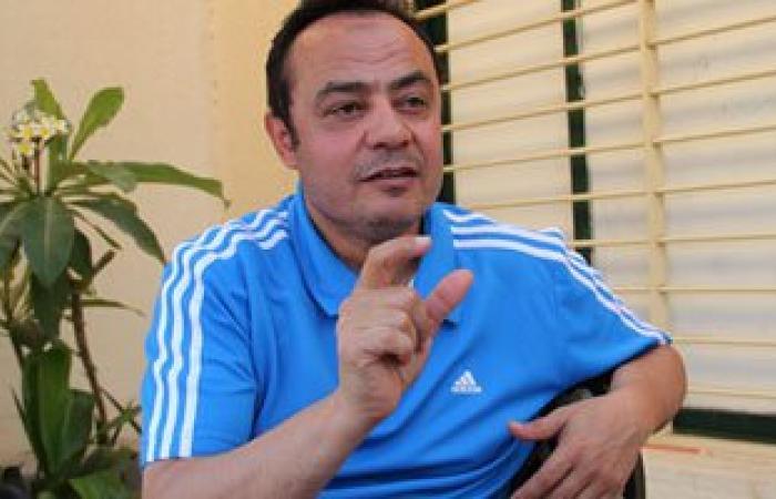 """رئيس الزمالك تعليقا على بكاء طارق يحيى :""""عنده غل وبيعانى من البواسير"""""""