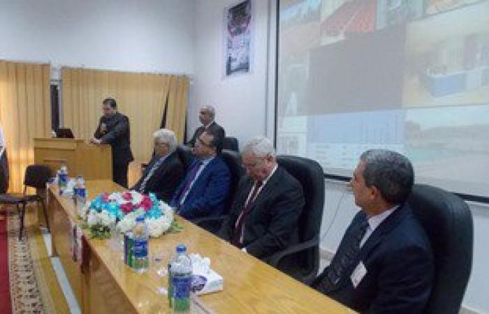 """رئيس جامعة المنصورة: """"التربية الرياضة""""أولى كليات الجمهورية حصولا على """"الجودة"""""""