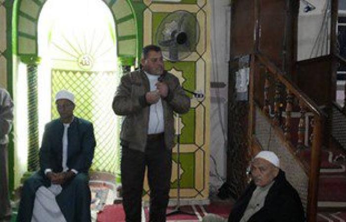 هيئة الاستعلامات تحتفل بالمولد النبوى بمدينة رفح المصرية