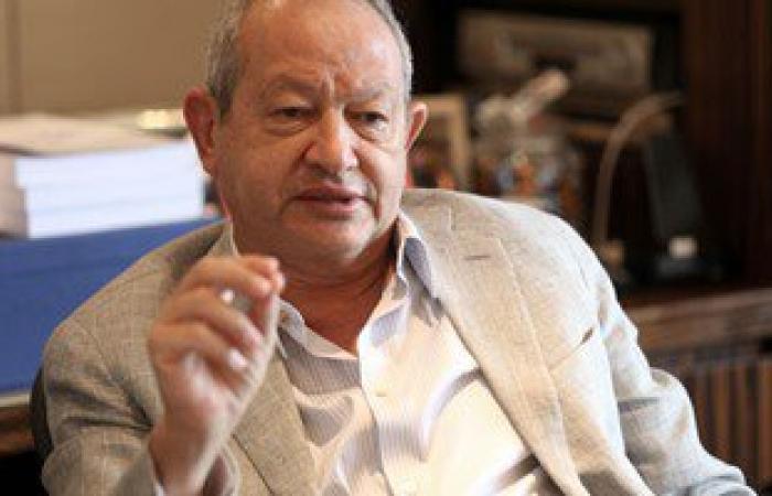 """نجيب ساويرس:عماد جاد مستمر بـ""""المصريين الأحرار"""" ومسائل شخصية وراء الأزمة"""