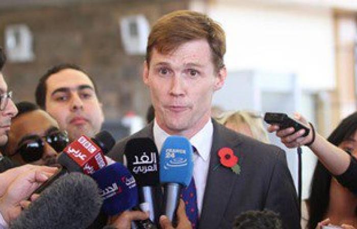 السفير البريطانى بالقاهرة: فخور بما توصلت له جهود مصر وبريطانيا بشأن ليبيا