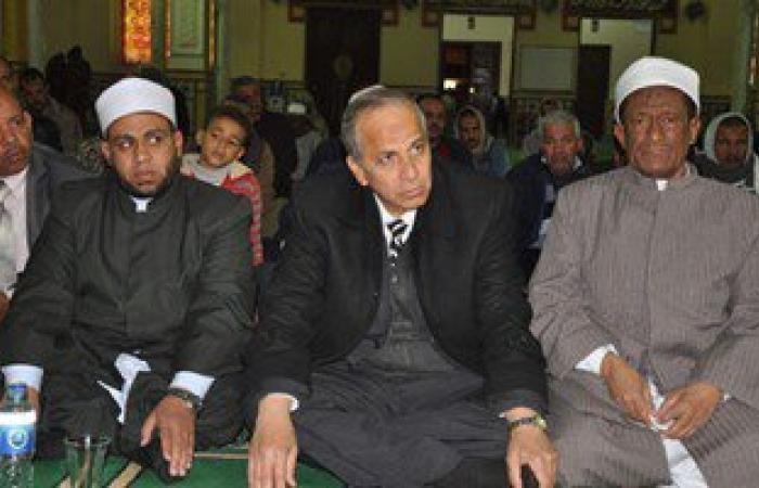 أوقاف الوادى الجديد تحتفل بذكرى المولد النبوى بحضور المحافظ ومدير الأمن