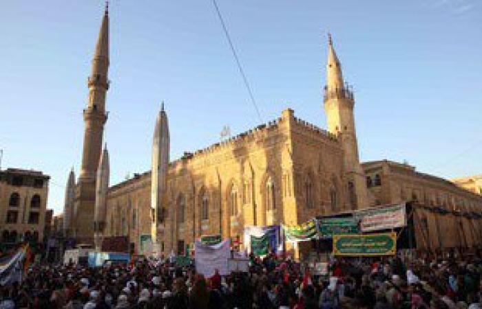 إغلاق منطقة الحسين أمام الأفواج السياحية اليوم للاحتفال بالمولد النبوى