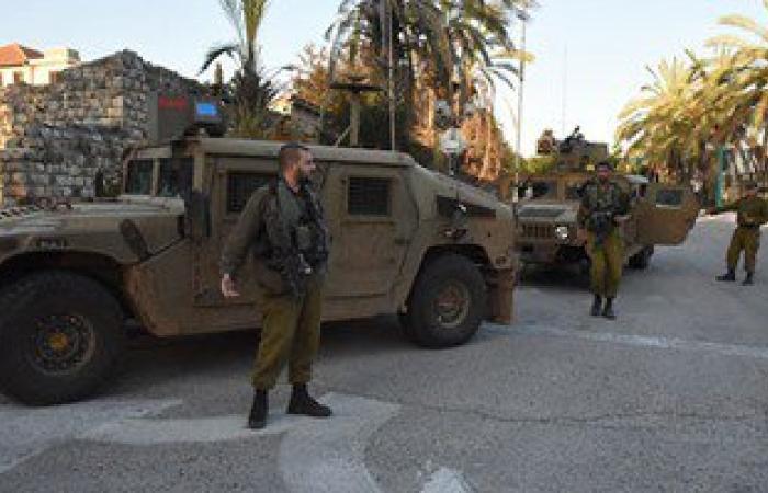 توغل إسرائيلى محدود وسط قطاع غزة