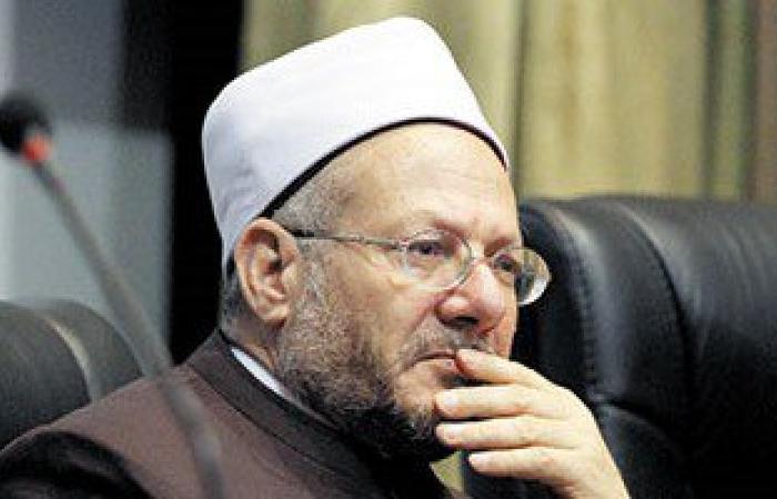 المفتى : تهنئة المسيحيين بميلاد المسيح عمل محمود يحث عليه الإسلام