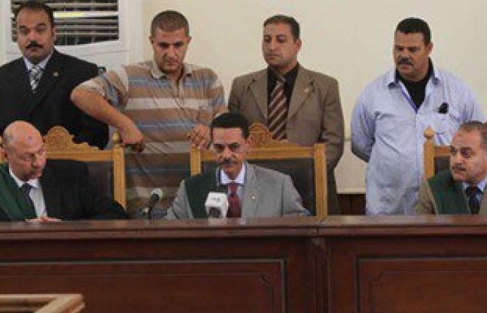 جنايات الزقازيق تودع حيثيات إعدام عادل حبارة فى تهمة قتل رقيب شرطة