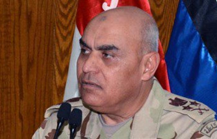 وزير الدفاع يزور مصابى الجيش والشرطة والقضاء بالمستشفيات العسكرية
