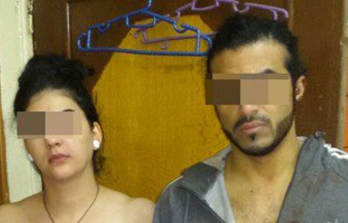 مطرب يمنى يقفز من الشرفة عاريا قبل ضبطه يمارس الجنس مع ساقطة بحدائق الأهرام