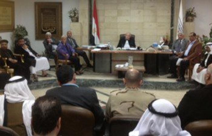 محافظ جنوب سيناء يعلن توزيع 3 آلاف وحدة سكنية بطور سيناء فى مارس