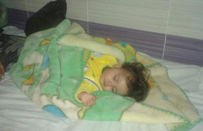 مستشفى الأطفال الجامعى بالمنصورة يرفض استقبال طفلة مصابة بتشنجات