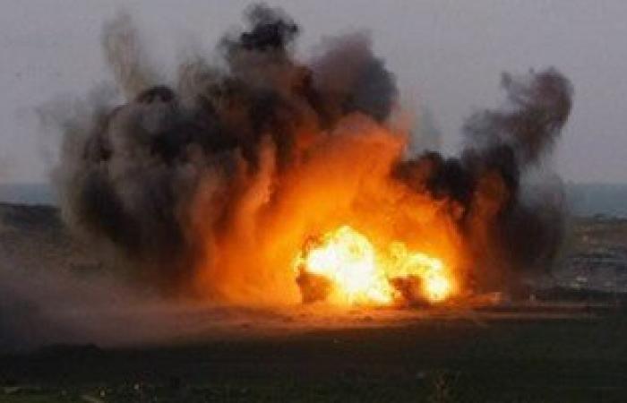 مسلحون يفجرون مدرسة ومنزلا جنوب الشيخ زويد بسيناء