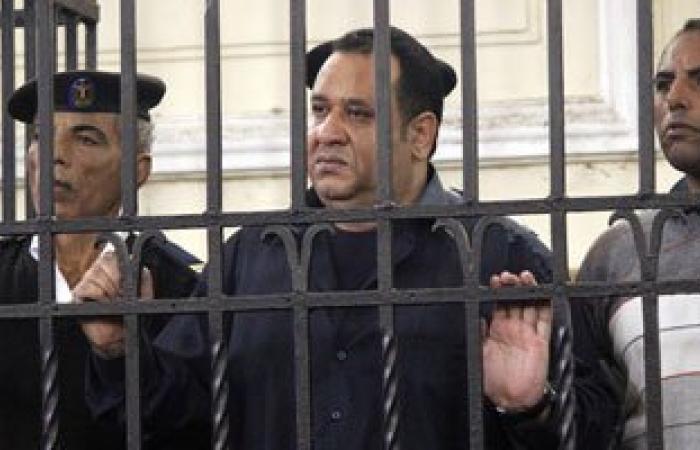 """""""محامى نخنوخ"""": النيابة تعكف على دراسة مذكرة إسقاط عقوبة المؤبد عن موكلى"""