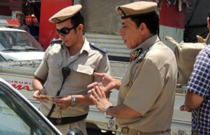 مرور الجيزة يضبط 631 مخالفة مرورية بقطاع أكتوبر
