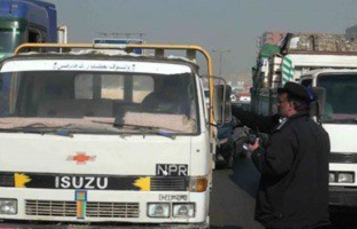 ضبط 3 آلاف مخالفة مرورية على الطرق السريعة