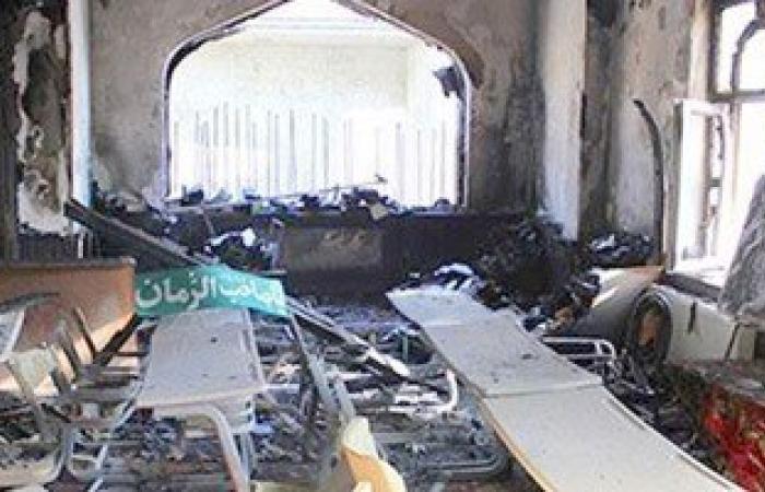 استشهاد مؤذن برصاص مسلحين.. ومجهولون يفجرون مسجدين للسنة بالعراق