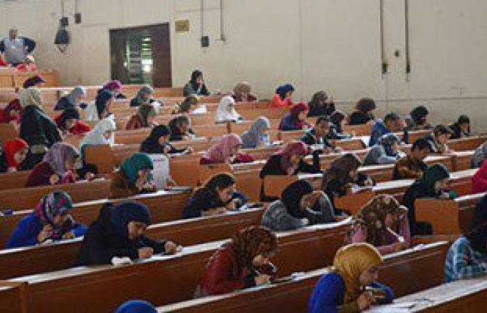 تربية طنطا تبدأ فى تطوير نظم تقويم الطلاب بنظام الامتحانات الإلكترونية