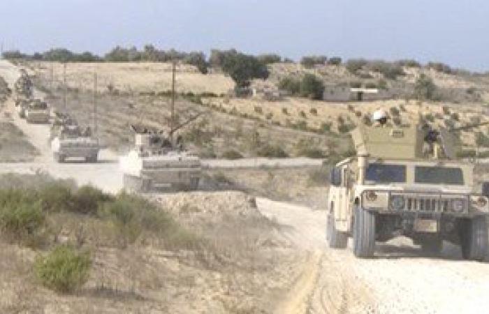 مواجهات أمنية تسفر عن مقتل 29 تكفيرياً وضبط 4 آخرين فى سيناء