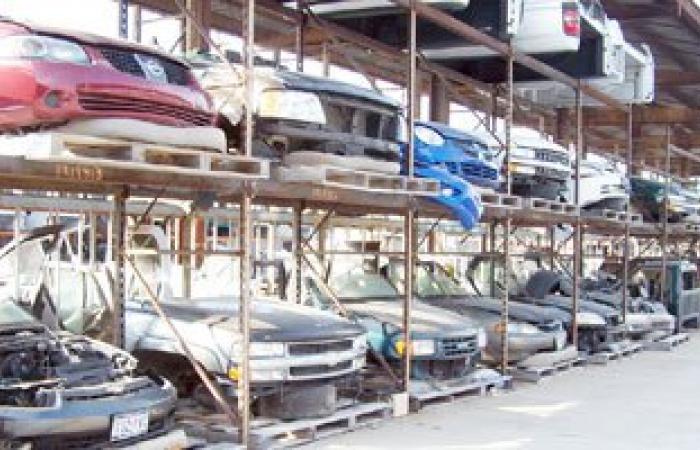 مباحث أسوان تضبط تشكيلا عصابيا سرق محل إكسسوارات سيارات