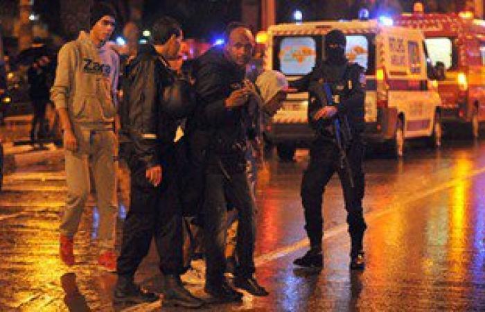 نصب تذكارى لضحايا التفجير الارهابى فى حافلة الأمن الرئاسى بتونس