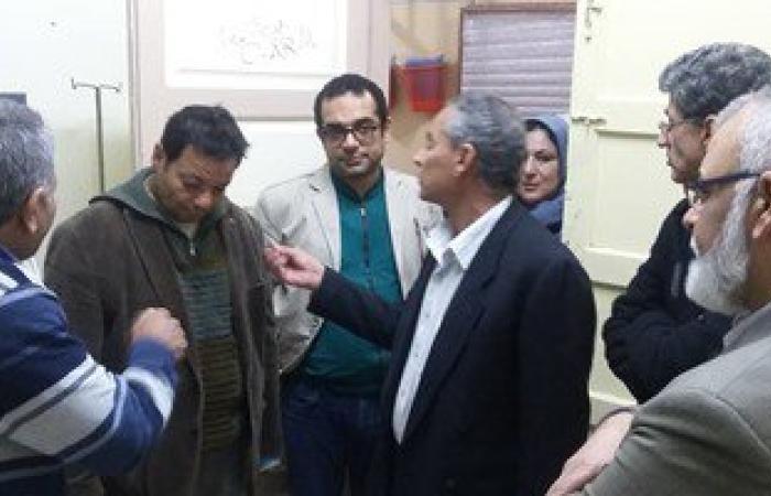 """بالصور.. بدء العمل بمستشفى بيلا فى كفر الشيخ بعد نقله لـ""""الحميات"""""""