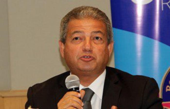 وزير الشباب والرياضة يتفقد غدا مشروع النادى الاجتماعى الجديد بالإسماعيلية