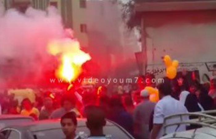 تٌجديد حبس 15إخوانيا على ذمة اتهامهم بممارسة الشغب والعنف فى طنطا