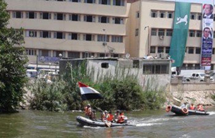 ضبط لنشات بتهمة الصيد الجائر ببحيرة البرلس فى كفر الشيخ