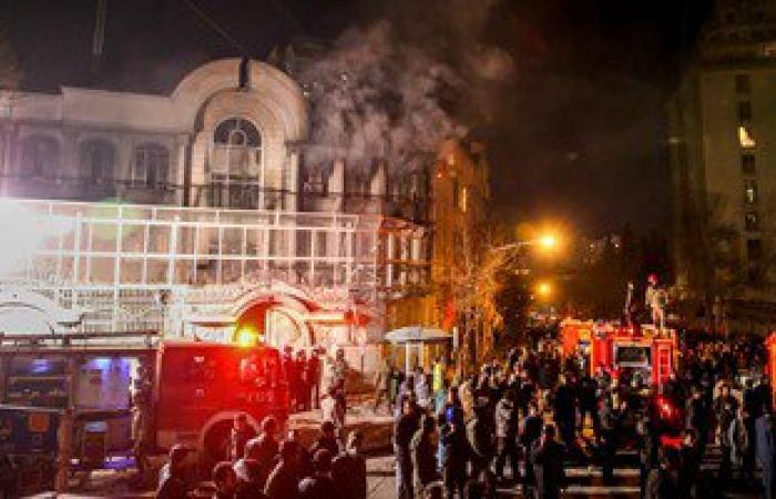 العربية: رسالة إيرانية لمجلس الأمن تأسف للاعتداء على السفارة السعودية