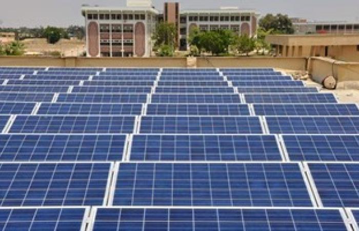الانتهاء من تنفيذ 3 محطات شمسية جديدة بالوادى الجديد بتكلفة 87 مليون جنيه