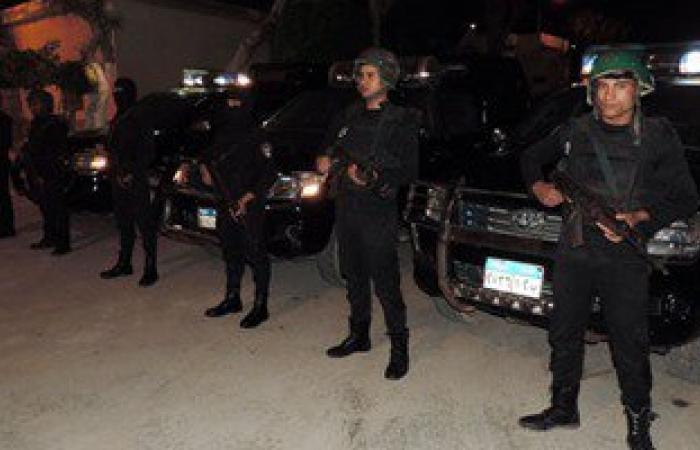ضبط 14 قطعة سلاح نارى و1200 قرص مخدر بالمنيا