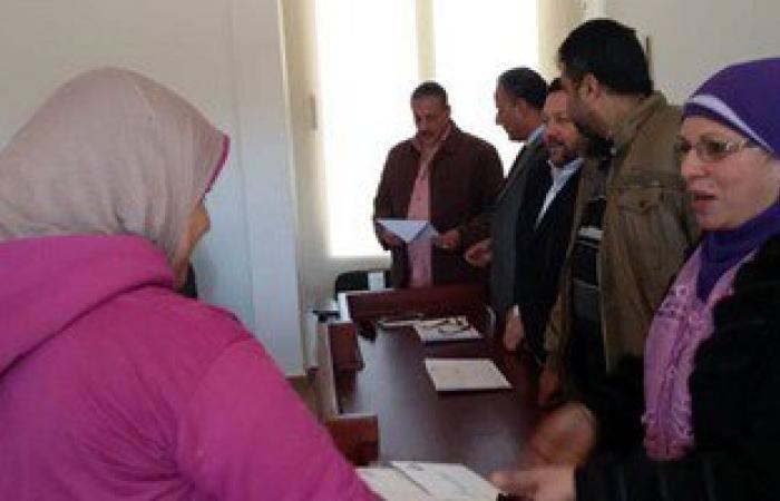"""ننشر أسماء الطالبات المكرمات فى احتفالية """"محو الأمية"""" بجنوب سيناء"""