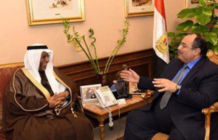 بالصور ..محافظ الاسكندرية يستقبل قنصل عام المملكة العربية السعودية