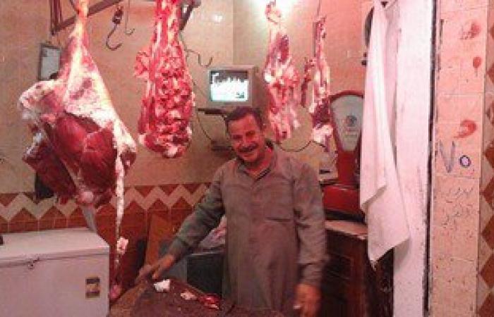 """بالصور.. """"شوادر"""" لبيع اللحوم البلدى بجنوب سيناء والكيلو بـ65 جنيه"""