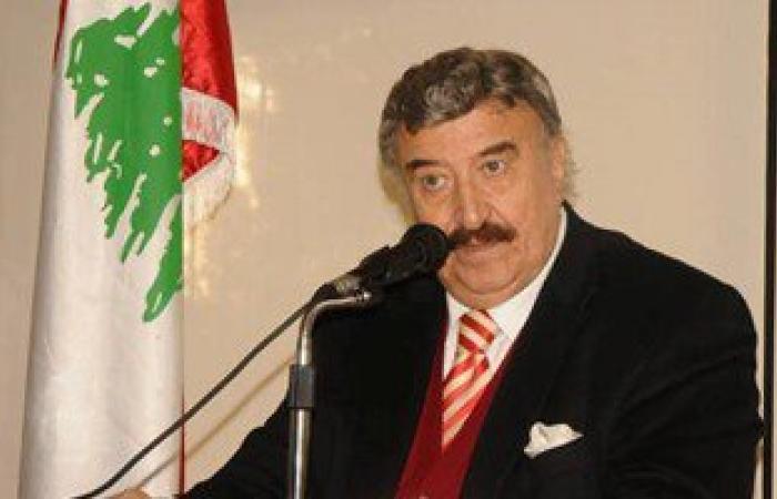 رئيس المؤتمر الشعبى اللبنانى: مصر لاتقهر.. وقطر تسعى لتقسيم العرب