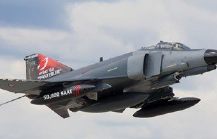 الطيران التركى يقصف مقرات حزب العمال الكردستانى شمالى العراق