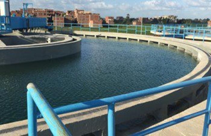 """""""القابضة لمياه الشرب"""": تشغيل محطة دلكا بالمنوفية متوقف على قرار """"الصحة"""""""