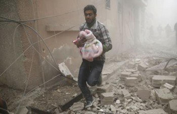 """أطباء بلا حدود: مقتل 16 شخصا فى """"مضايا"""" السورية بسبب الجوع"""