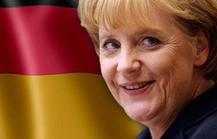 ميركل:ألمانيا تشارك مع إيطاليا فى تدريب قوات الأمن الليبية
