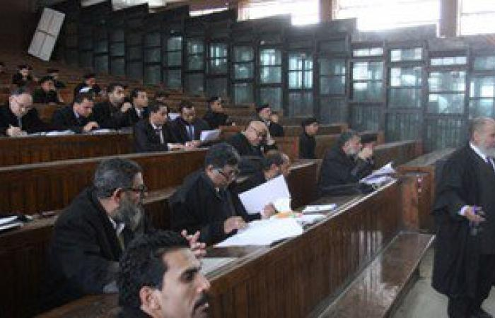 """تأجيل محاكمة 213 متهما من عناصر تنظيم """"بيت المقدس"""" لـ23 فبراير"""