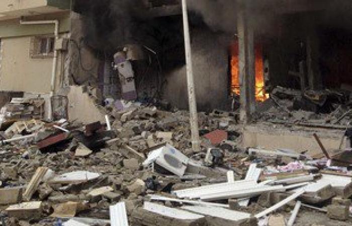 مقتل طفل ورجل جراء سقوط قذائف عشوائية واستهداف قناص ببنغازى
