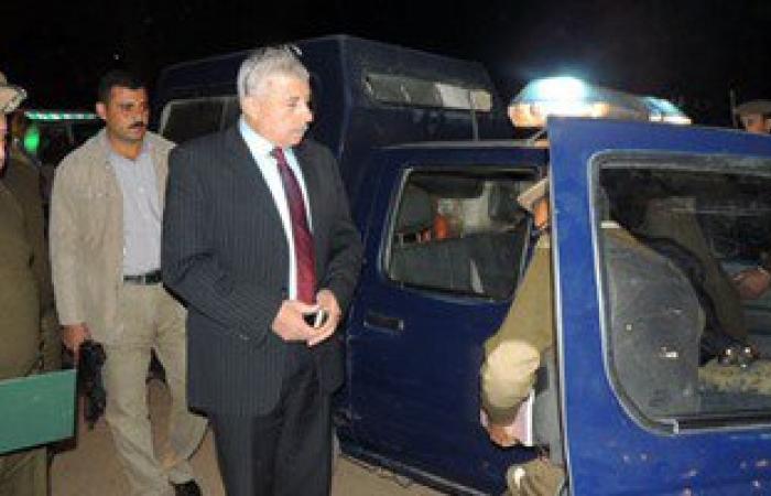 بالصور.. مدير أمن الغربية يتفقد خدمات تأمين مداخل ومخارج السنطة