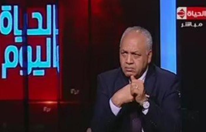 """بعد انسحابه من """"دعم مصر"""".. مصطفى بكرى: أنا طوبة فى الائتلاف وقعدت على جنب"""