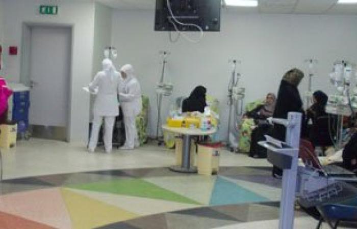 """مسئولة فى""""57357"""": نسبة الشفاء بالمستشفى 74%.. ولا توجد إحصائيات بمصر"""