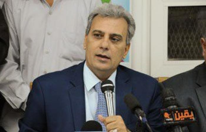 """جابر نصارلـ""""خالد صلاح"""": فتوى برهامى بعدم الالتزام بحظر النقاب دعوة للفوضى"""