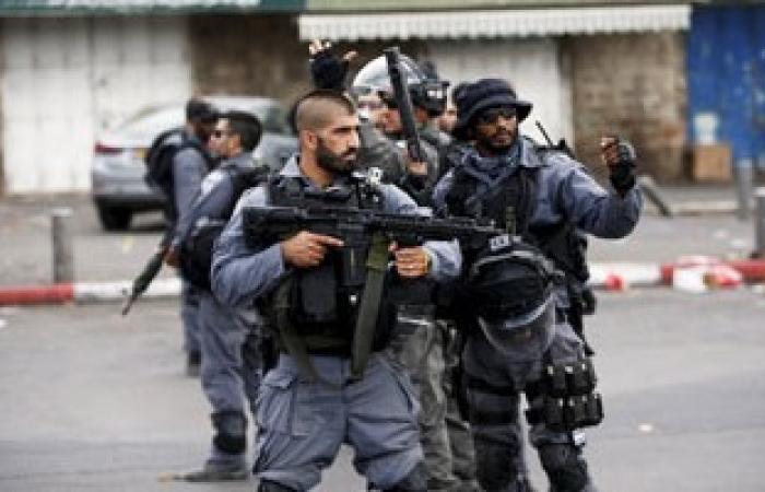 اعتقال شاب فلسطينى على يد الاحتلال بالقدس المحتلة بزعم حيازته سكينا